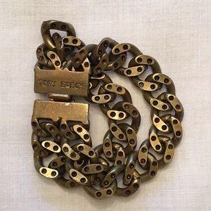 Tory Burch cable link bracelet